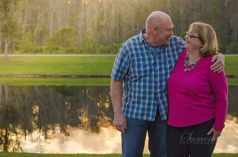 Mathes Family session in Orlando